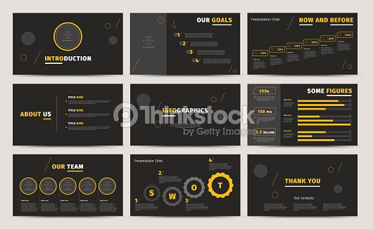 Corporate Presentation Slides Design Creative Business Proposal Or