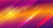 Cosmic HUD sci-fi interface vector abstract background. Science, disco, party. Print, video