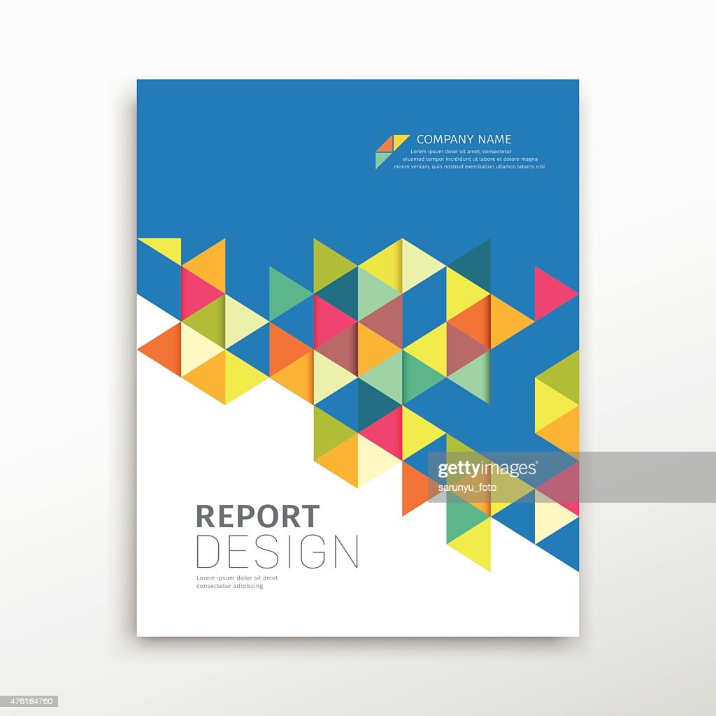 report cover ideas