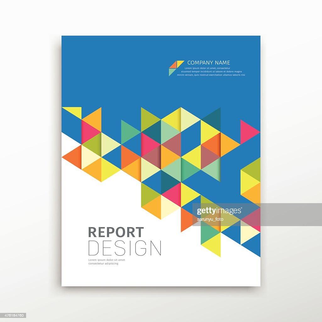 report cover ideas