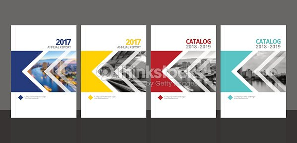 Cover design for annual report and business catalog magazine flyer cover design for annual report and business catalog magazine flyer or booklet blue yellow red and green colors brochure template layout cheaphphosting Images