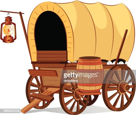 Hay Wagon Vector Art   Getty Images