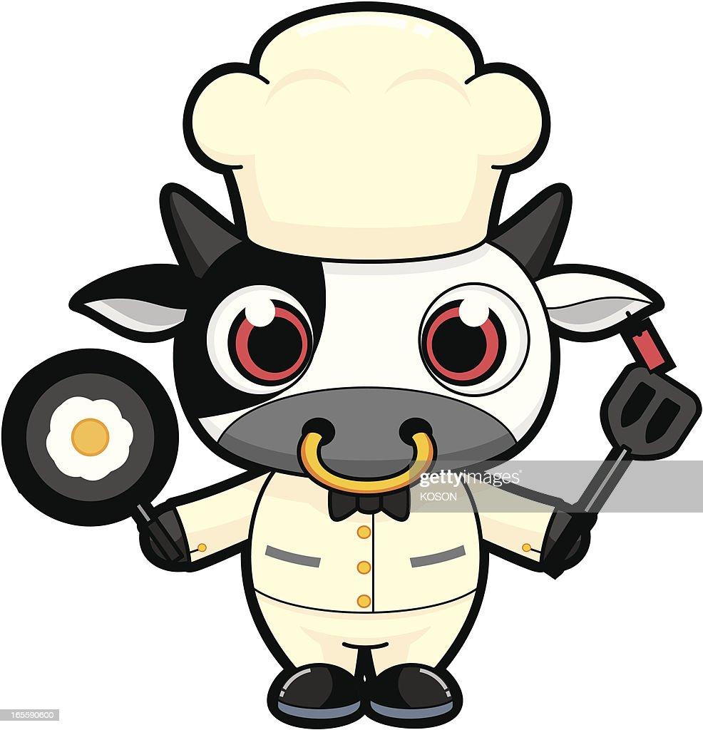 cow cartoon vector art getty images