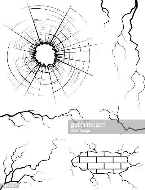 Cracked Elements