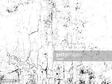 Cracks texture overlay. Vector background : stock vector