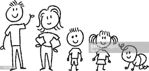 crayon family