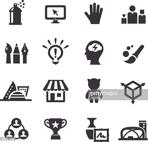 Creative Industry Icons - Acme Series