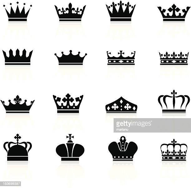 Crown Symbols - Black Series