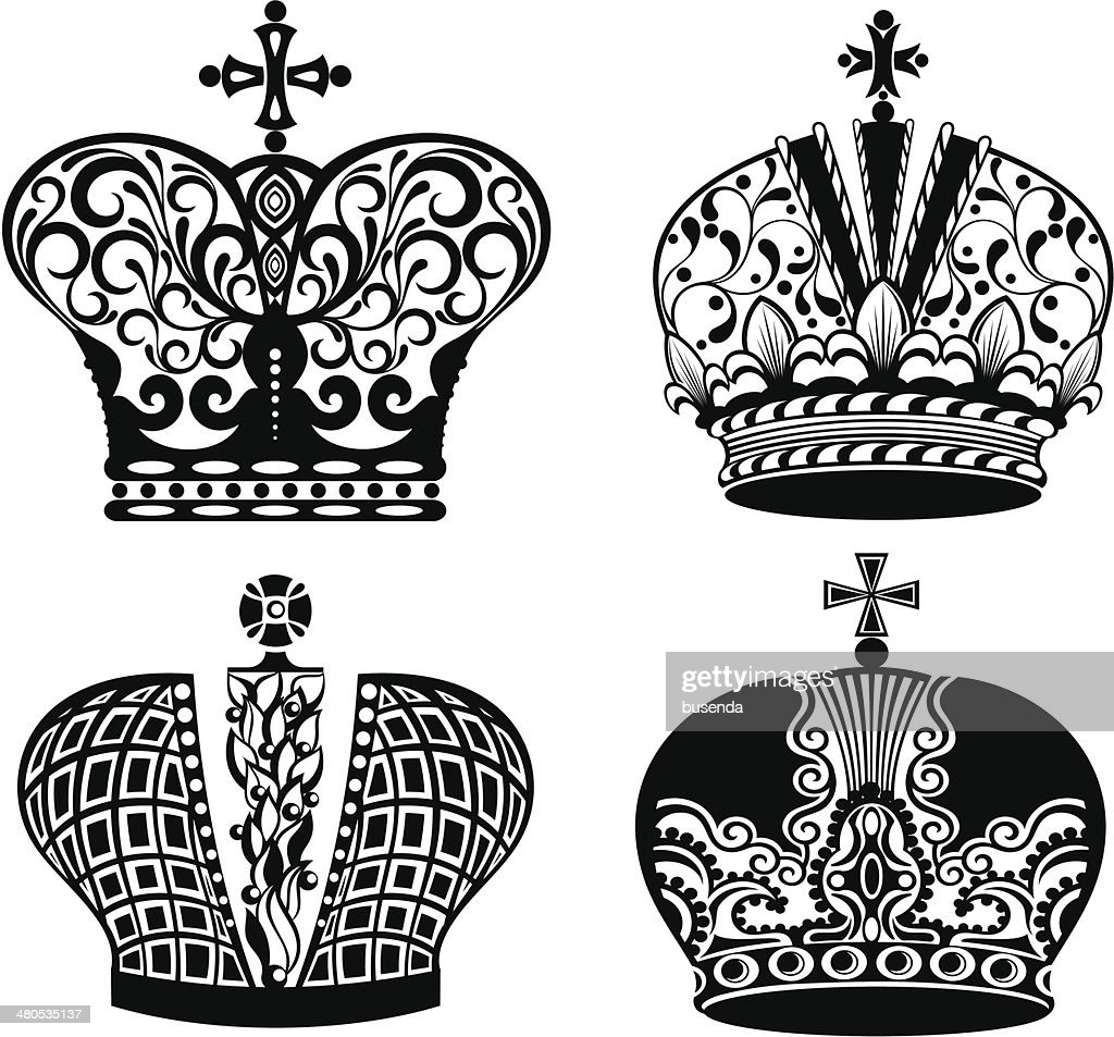 Crown : Vector Art