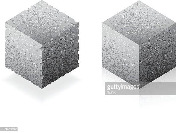 Cube or brick