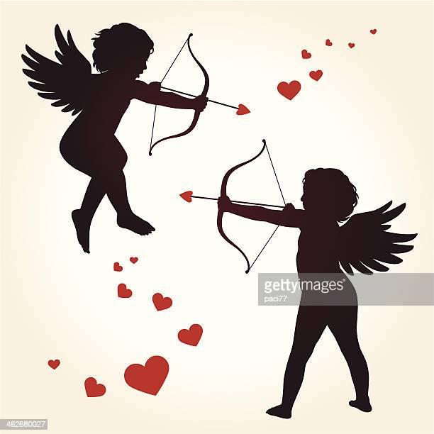 Amor-Silhouette
