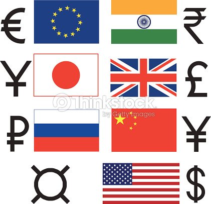 Currency Vector Art Thinkstock