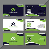 Modern Business And Visiting Card Templates