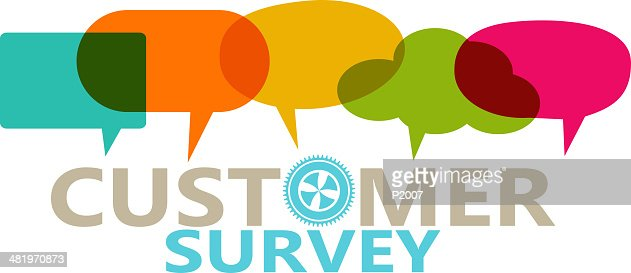 Customer Survey Vector Art | Getty Images