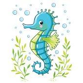 Cavalluccio marino foto e illustrazioni immagini for Cavalluccio marino disegno
