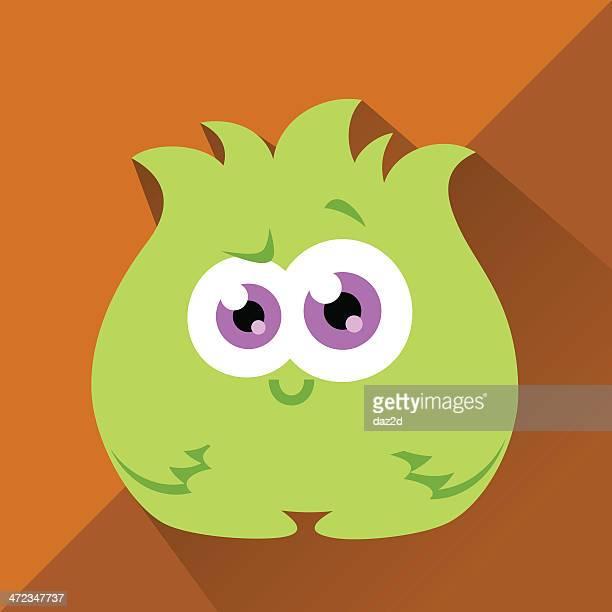 Cute Character - Bushy