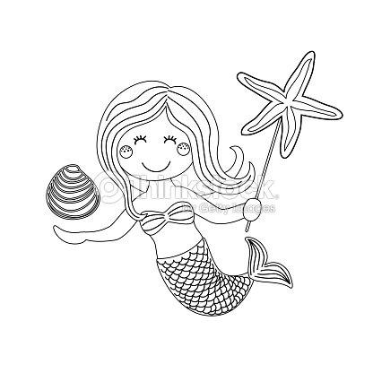 Personaje De Dibujos Animados Lindo Dibujado A Mano Infantil De ...