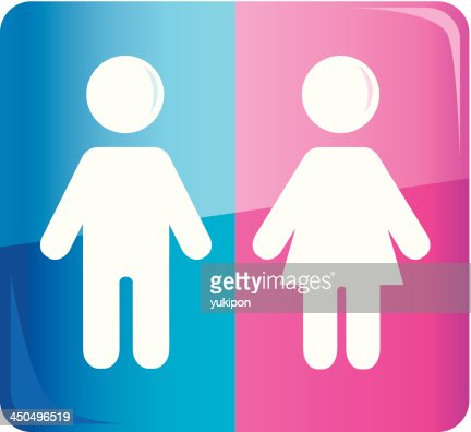 Bathroom Male And Female Signs Descargas Mundialescom