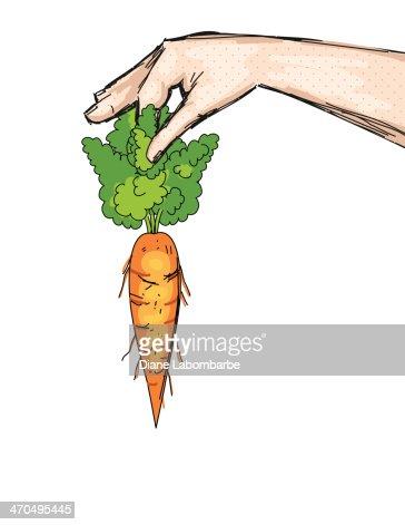 dangling carrot dating