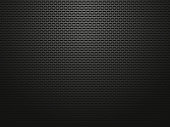 modern style dark perforated metallic background