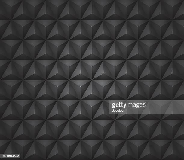 Dark Pyramid Texture Seamless