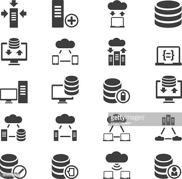 Icônes de base de données