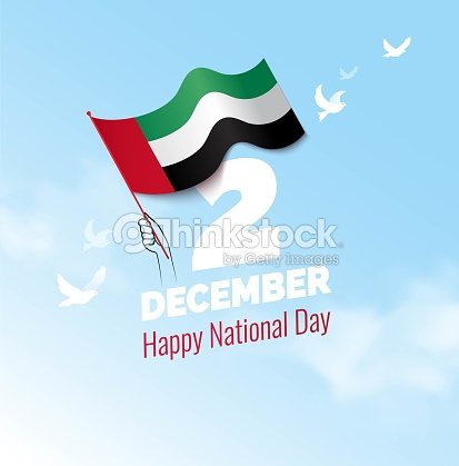 2 december uae independence day greeting card vector art thinkstock uae independence day greeting card vector art m4hsunfo