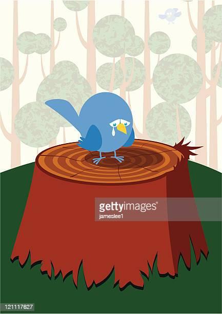 Deforestation Stock Illustrations And Cartoons