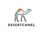 camel, desert, animal, vector, icon