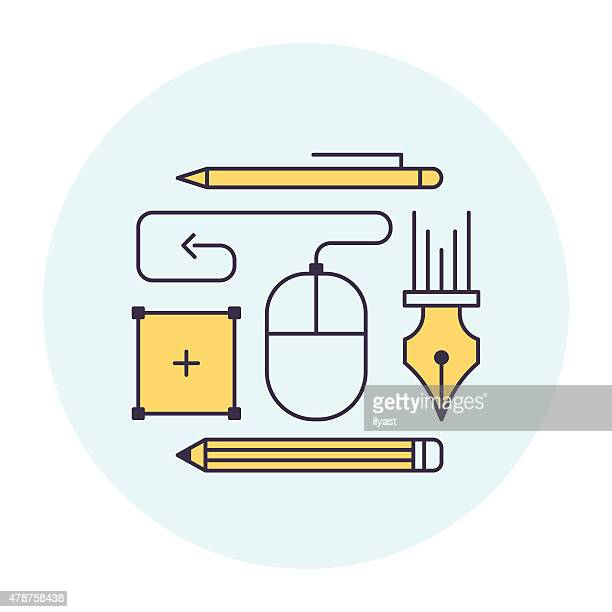 Design Software Symbol