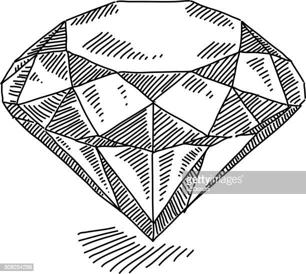 Diamond Drawing