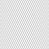 Diamond line pattern seamless black and white colors. Line abstract background vector.