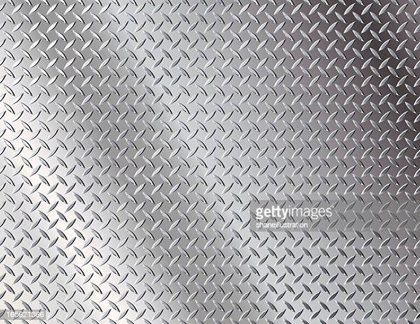 Diamond Plate Chrome