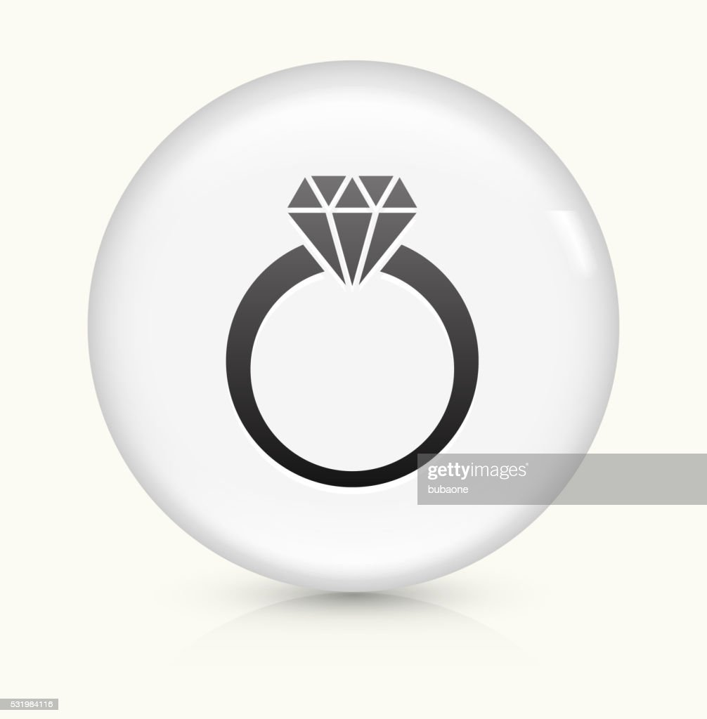 diamond ring vector icon - photo #44