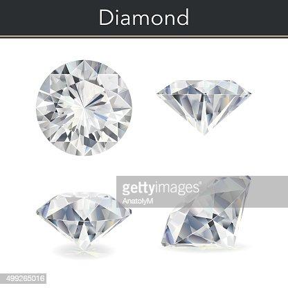Diamond : stock vector