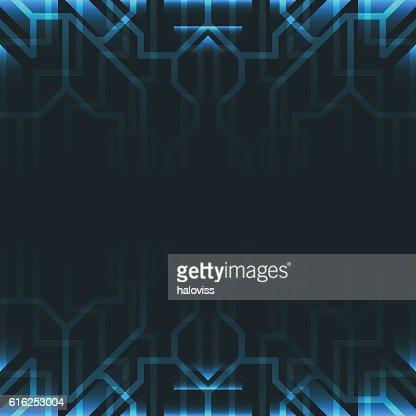 digital background : Vector Art