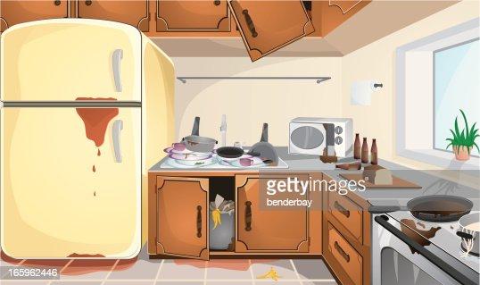 Lambris Salle De Bain Castorama : Sale Cuisine Clipart vectoriel  Getty Images