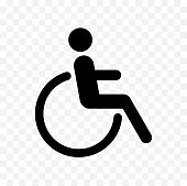 disabled icon symbol