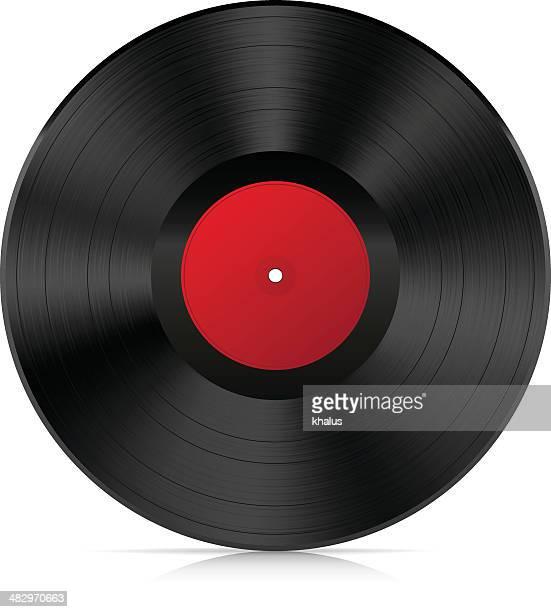 vinyl Disco (schwarz