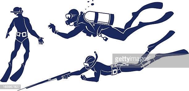 Divers set