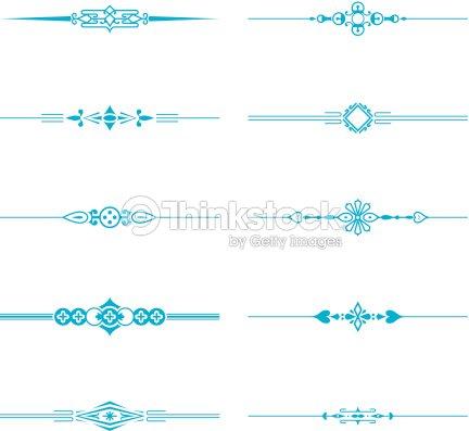 7fad972e9d63 Línea De Separación arte vectorial - Thinkstock