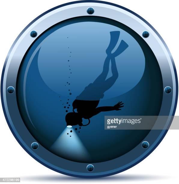 diving symbol