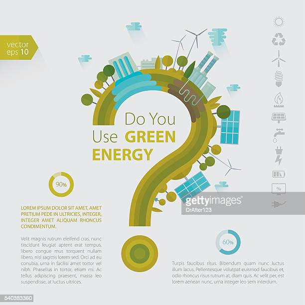 Do You Use Green Energy Template