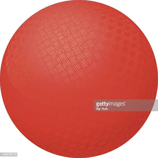 ドッジボールのイラスト素材と絵 | Getty Images