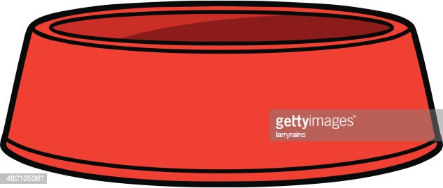 clipart dog bowl - photo #44