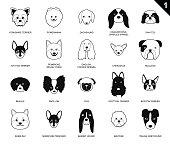 Animal Icon EPS10 File Format