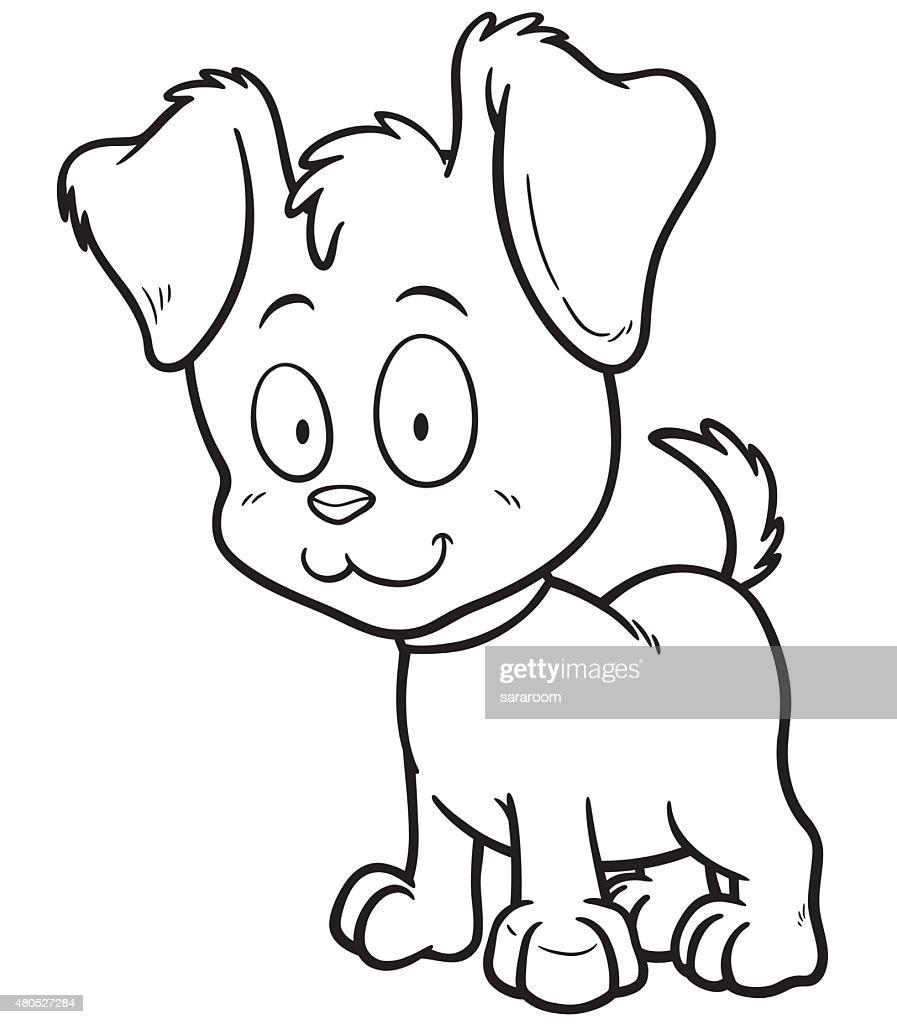 Dog : Vektorgrafik