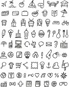 Doodle Icons Universal Set