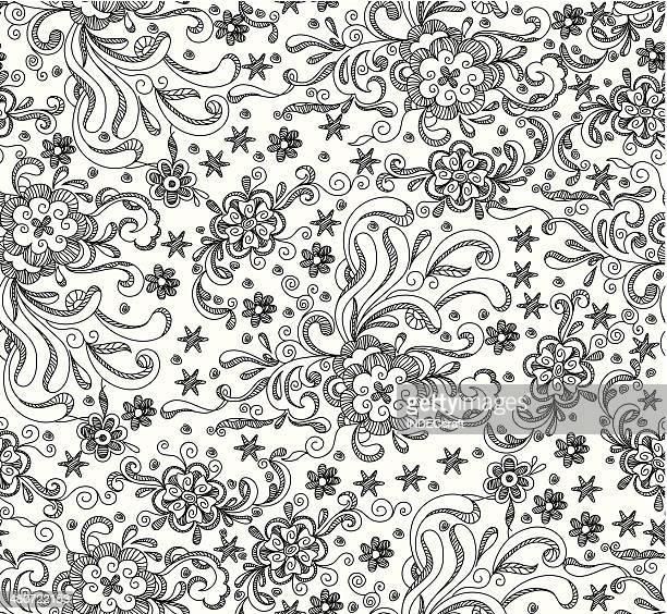 Doodle Seamless Design