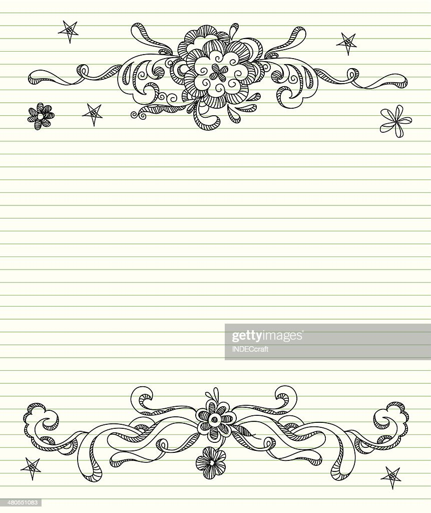 Doodle  Template : Vector Art